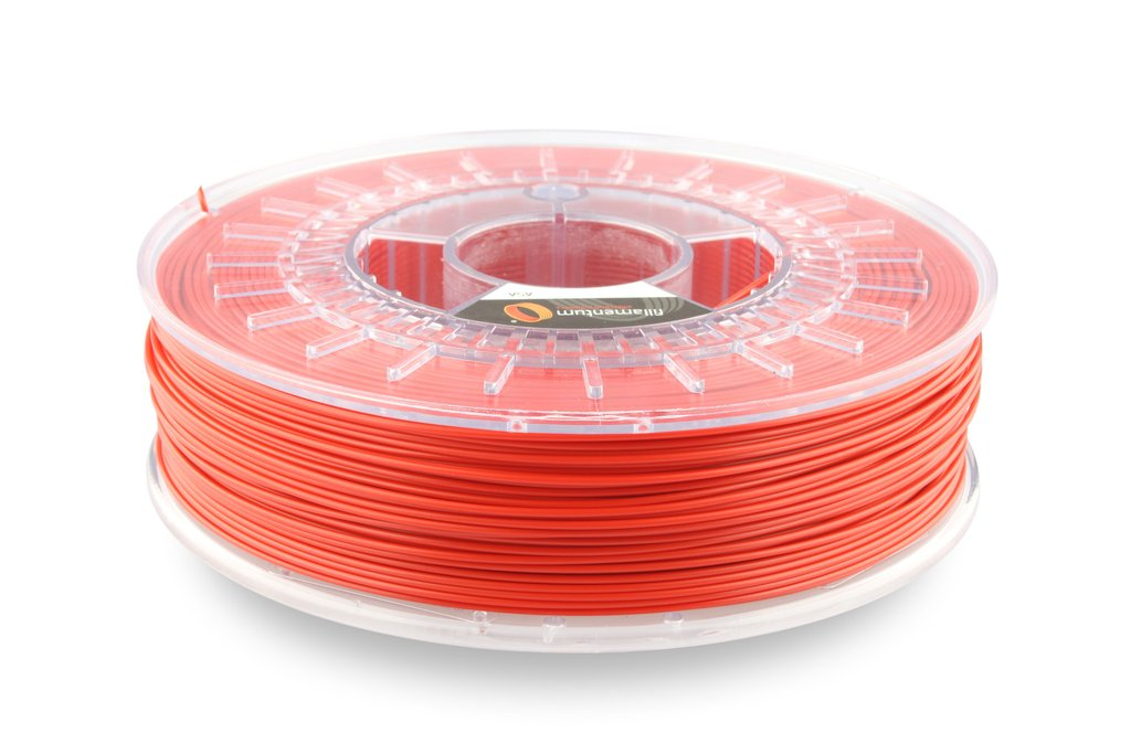 ASA filament Fillamentum červená 1,75 mm 10 m