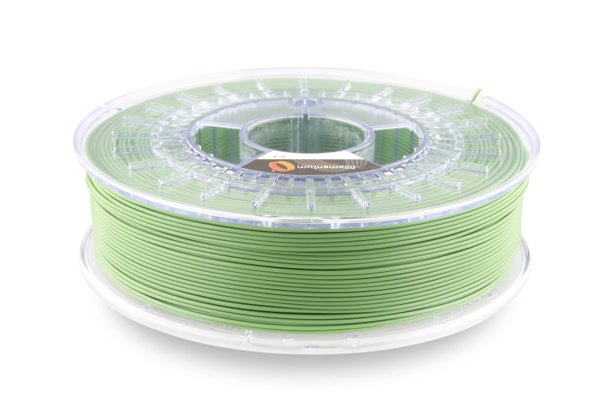 ASA filament Fillamentum zelená 1,75 mm 10 m