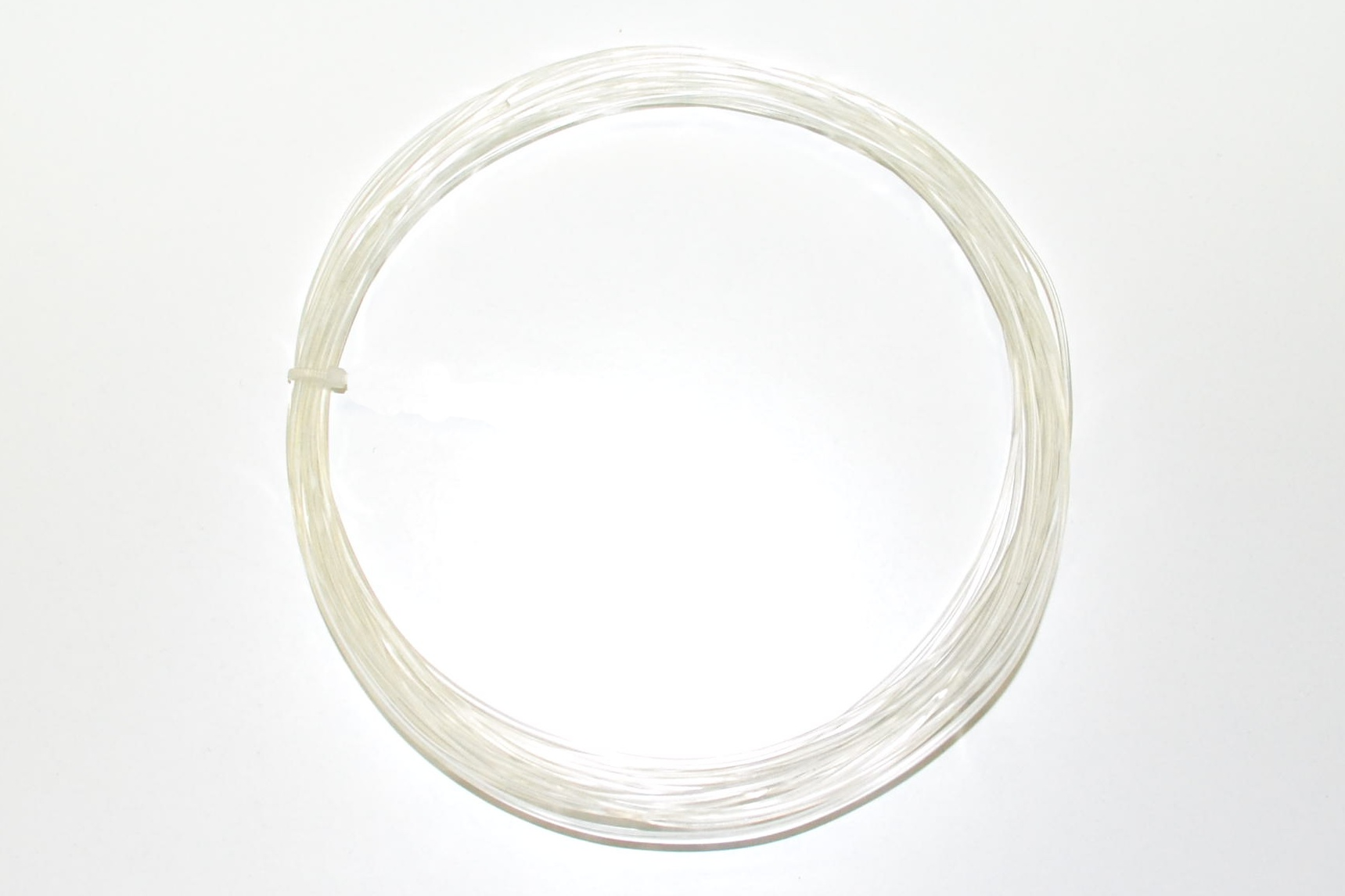 ABS filament průsvitný 1,75 mm 10 m