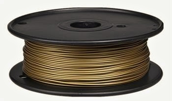 Metal composite filament mosaz 1,75 mm 0,5 kg