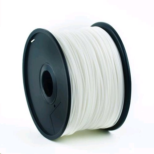 ABS filament Gembird bílá 1,75 mm 1 kg