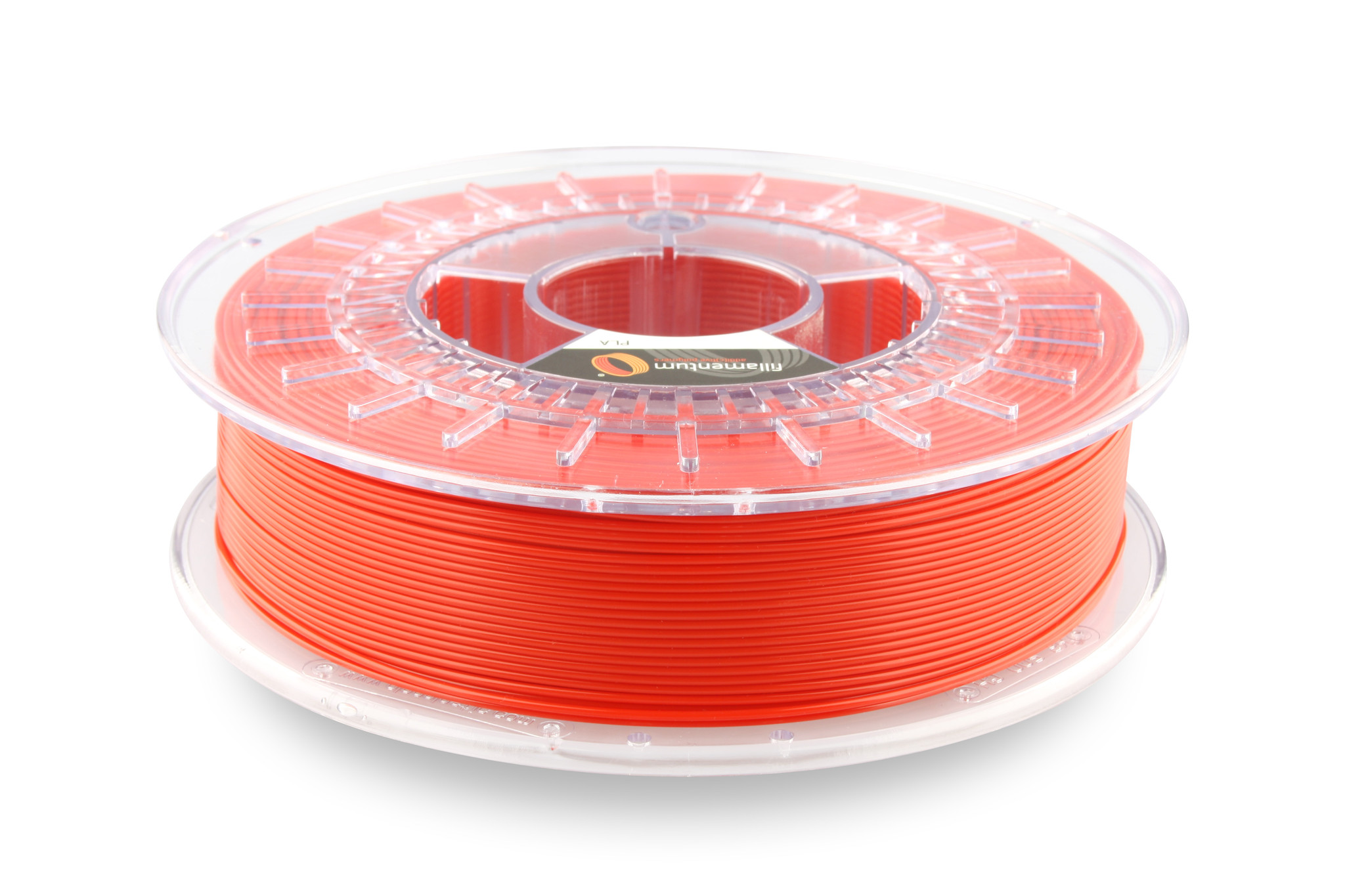 PLA filament Fillamentum červená 1,75 mm 0,75 kg