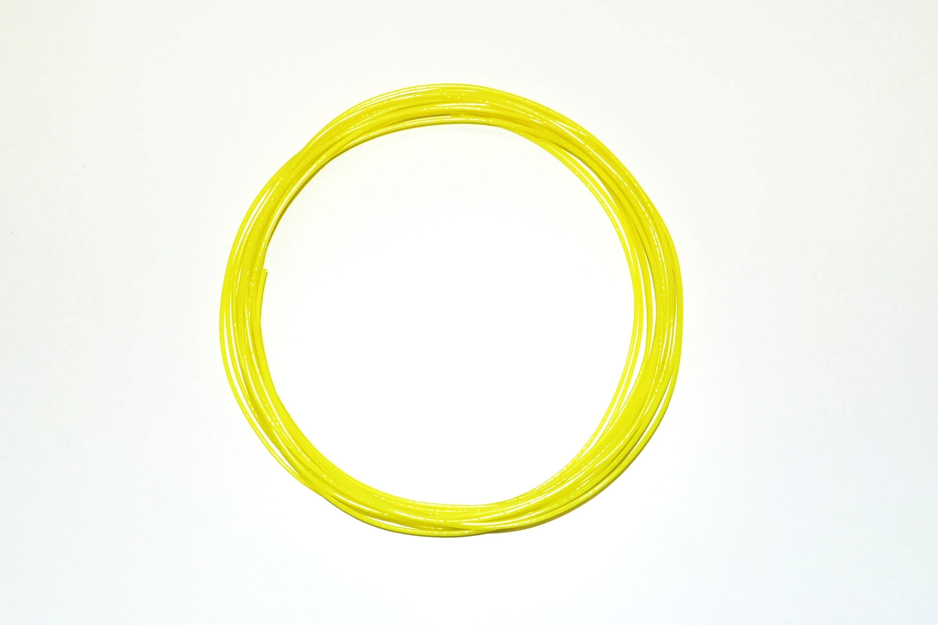 FLEX filament žlutá 1,75 mm 10 m