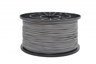 ABS filament šedá 1,75 mm 1 kg