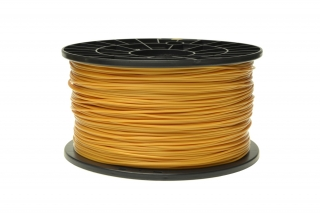 ABS filament zlatá 1,75 mm 1 kg