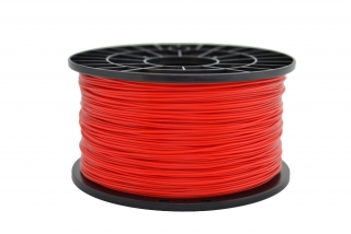 ABS filament červená 1,75 mm 1 kg
