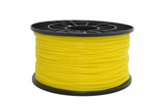 ABS filament žlutá 1,75 mm 1 kg