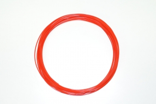 FLEX filament červená 1,75 mm 10 m