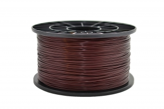 ABS filament hnědá 1,75 mm 1 kg