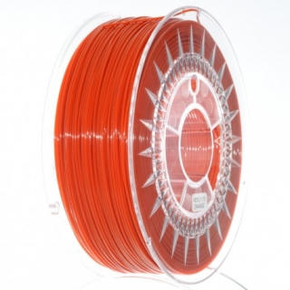 PETG filament Devil Design oranžová (orange) 1,75 mm 1 kg