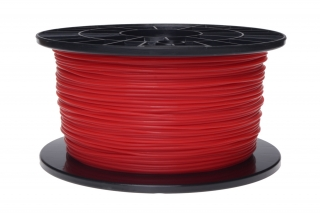 FLEX filament červená 1,75 mm 0,8 kg