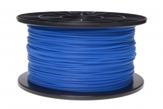 FLEX filament modrá 1,75 mm 0,8 kg