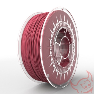 PETG filament Devil Design růžová (pink) 1,75 mm 1 kg