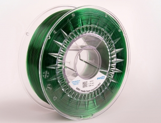 PET filament EKO MB zelená 1,75 mm 1 kg