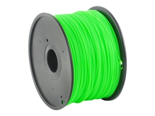 ABS filament Gembird zelená 1,75mm 1 kg