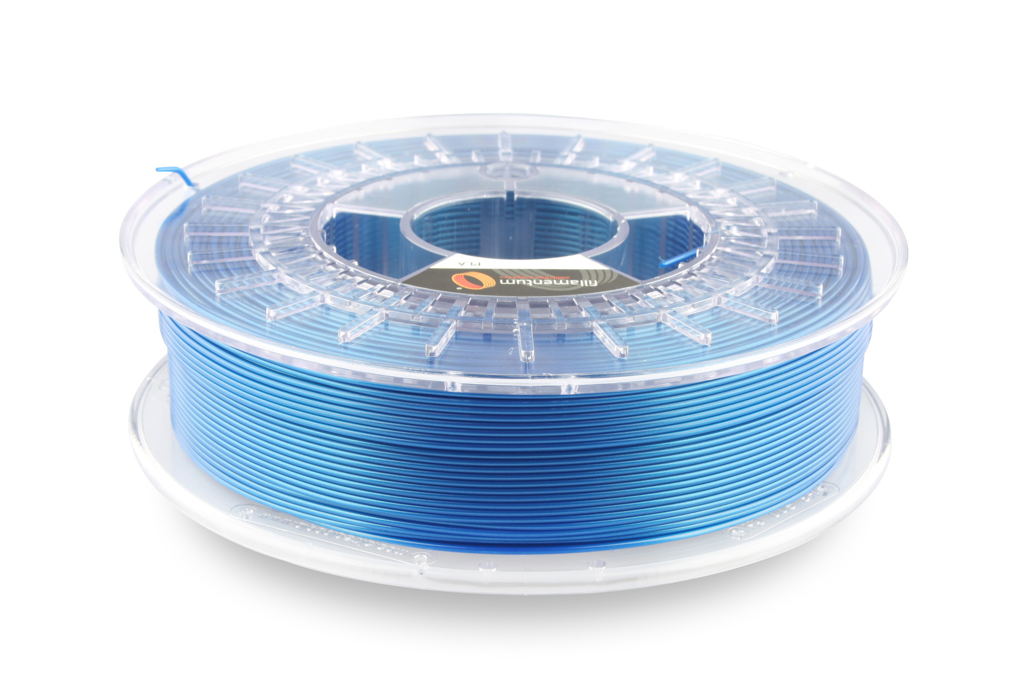 PLA filament Fillamentum Extrafill Noble Blue 1,75 mm 750 g