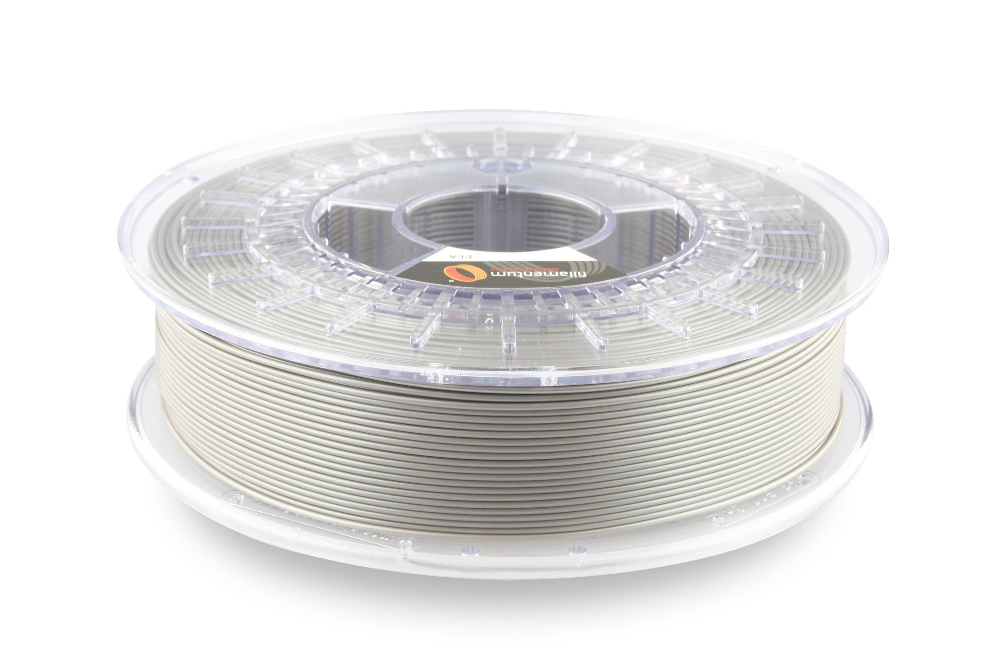PLA filament Fillamentum Extrafill Metallic Grey 1,75 mm 750 g
