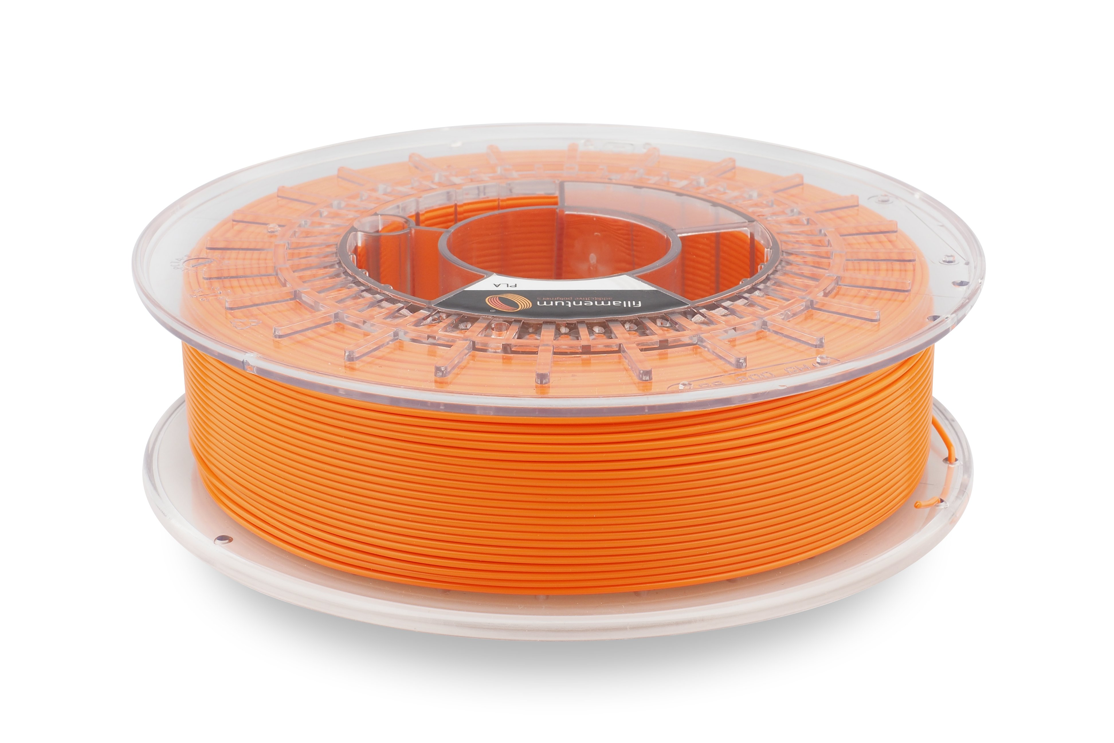 PLA filament Fillamentum Extrafill Orange Orange 1,75 mm 750 g